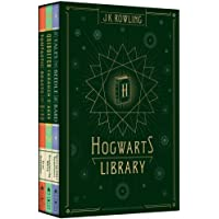 BOXED-HOGWARTS LIB (Harry Potter (Hardcover))