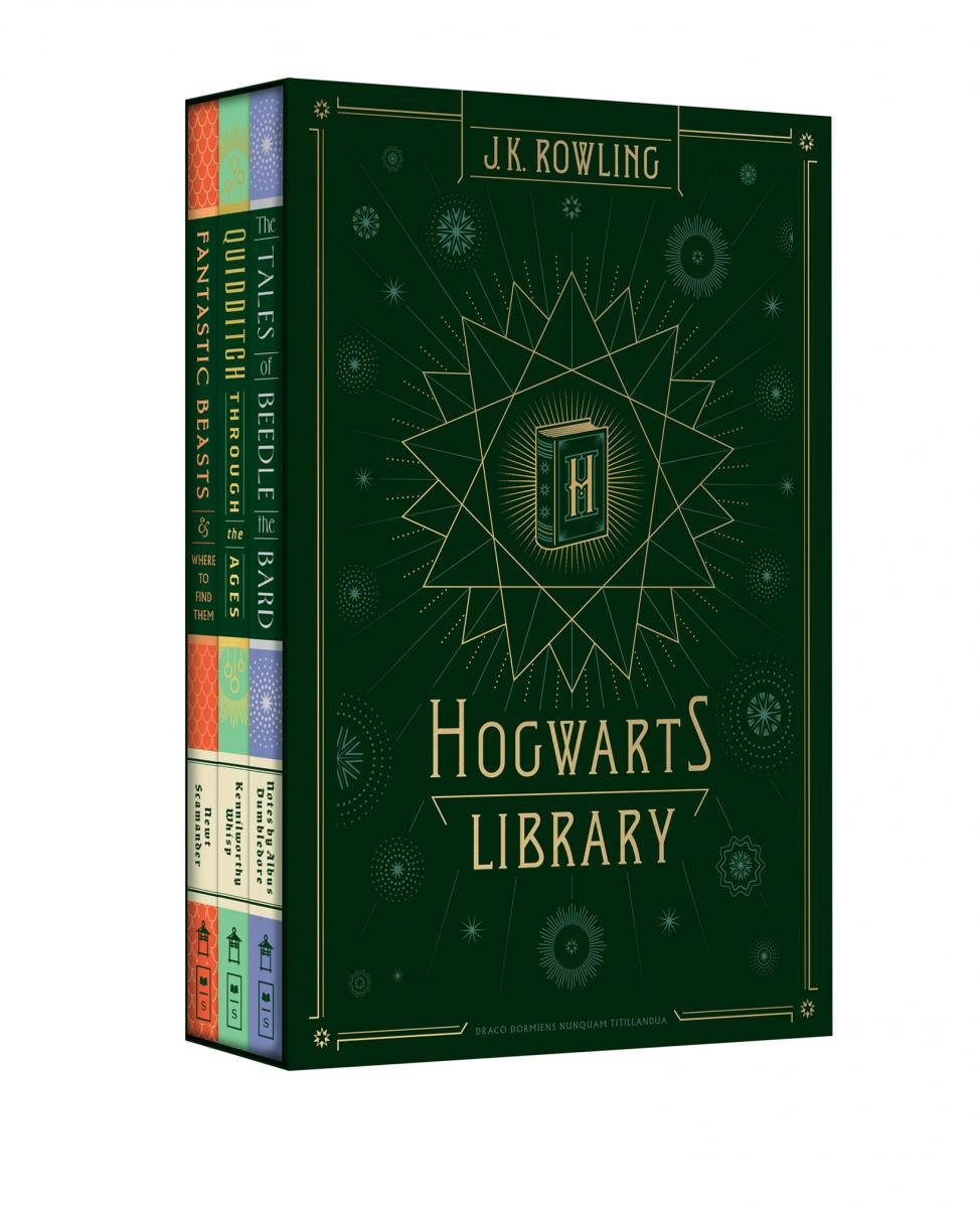 BOXED-HOGWARTS LIB (Harry Potter): Amazon.es: Rowling, J. K. ...