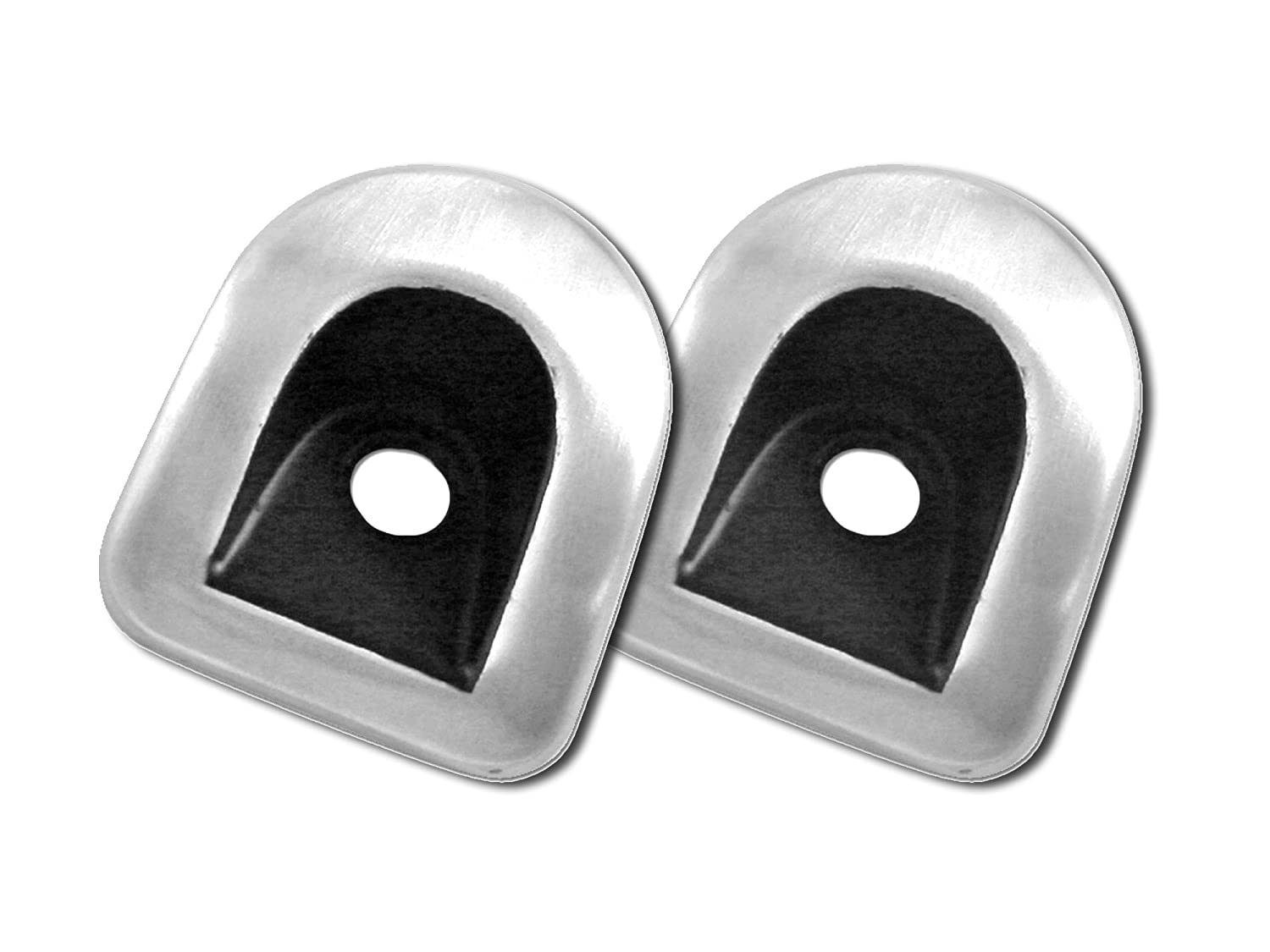 Drake Muscle Cars 5R3Z-6322050//1A Door Lock Grommet Cover