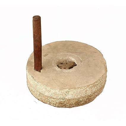 Amazon.com: deepeeka-ah3981 C piedras de amolar (chakki ...