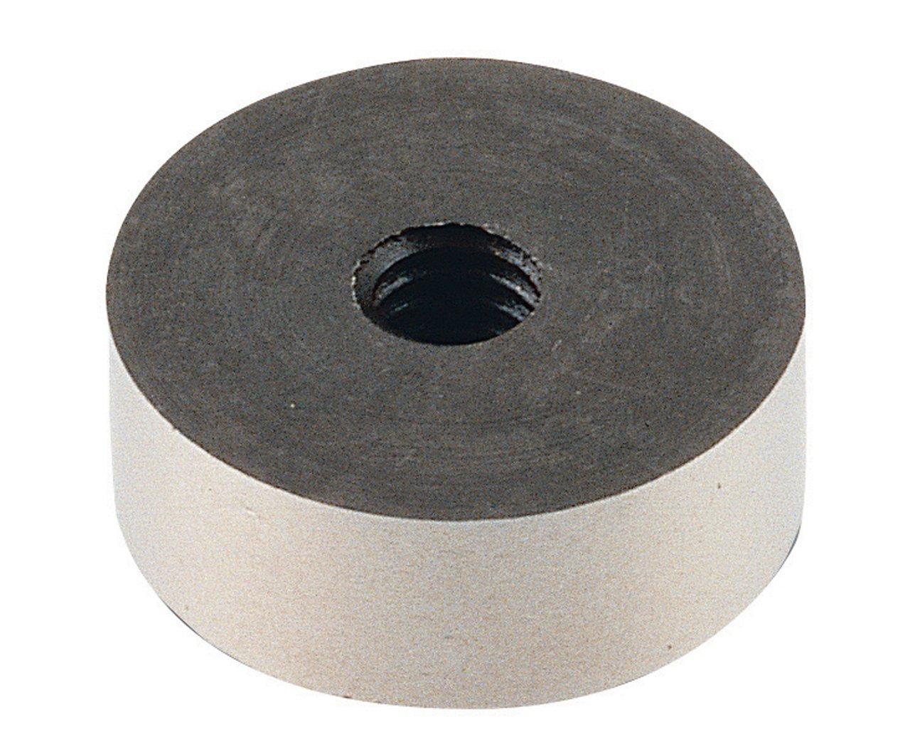 SHAVIV 29141 R10 Double-Sided Round Hi-Speed Steel Blade For Burr-Bi (Pack of 10)