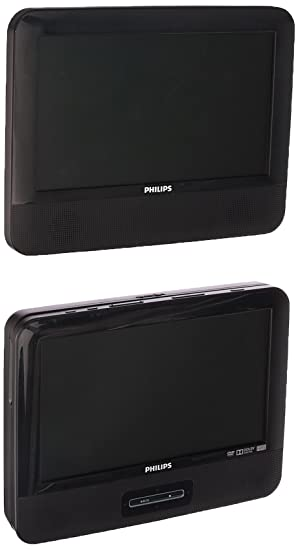 Amazon Philips PD9012 37 LCD Dual Screen Portable DVD Player 9
