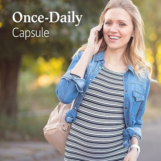 Garden of Life - Establo prenatal del estante de Probiotics Once Daily del Dr. Formulated - 30 cápsulas vegetarianas: Amazon.es: Salud y cuidado personal