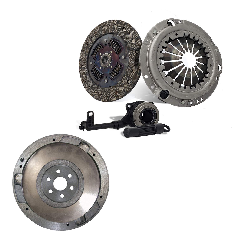 Flywheel Clutch Kit Slave Cylinder fits 2003-2007 Saturn ion 2.2L 2.4L Non self adjusting Version