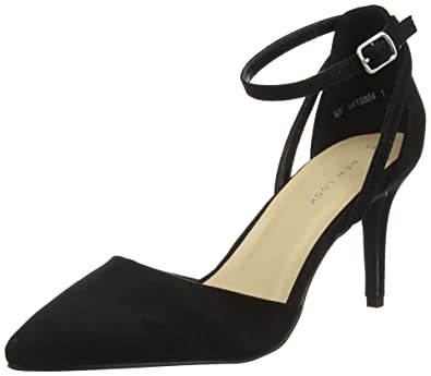 2203e097eb4 New Look Women's 5419864 Closed-Toe Heels