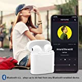 Bluetooth Headphones, Mini Wireless Earbuds with