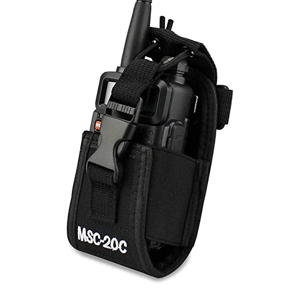 Amazon Abcgoodefg 3 In1 Multifunction Radio Holder Holster. Abcgoodefg 3 In1 Multifunction Radio Holder Holster Case Pouch Bag For Gps Kenwood Yaesu. Wiring. Leather Harness Radio Holster At Scoala.co