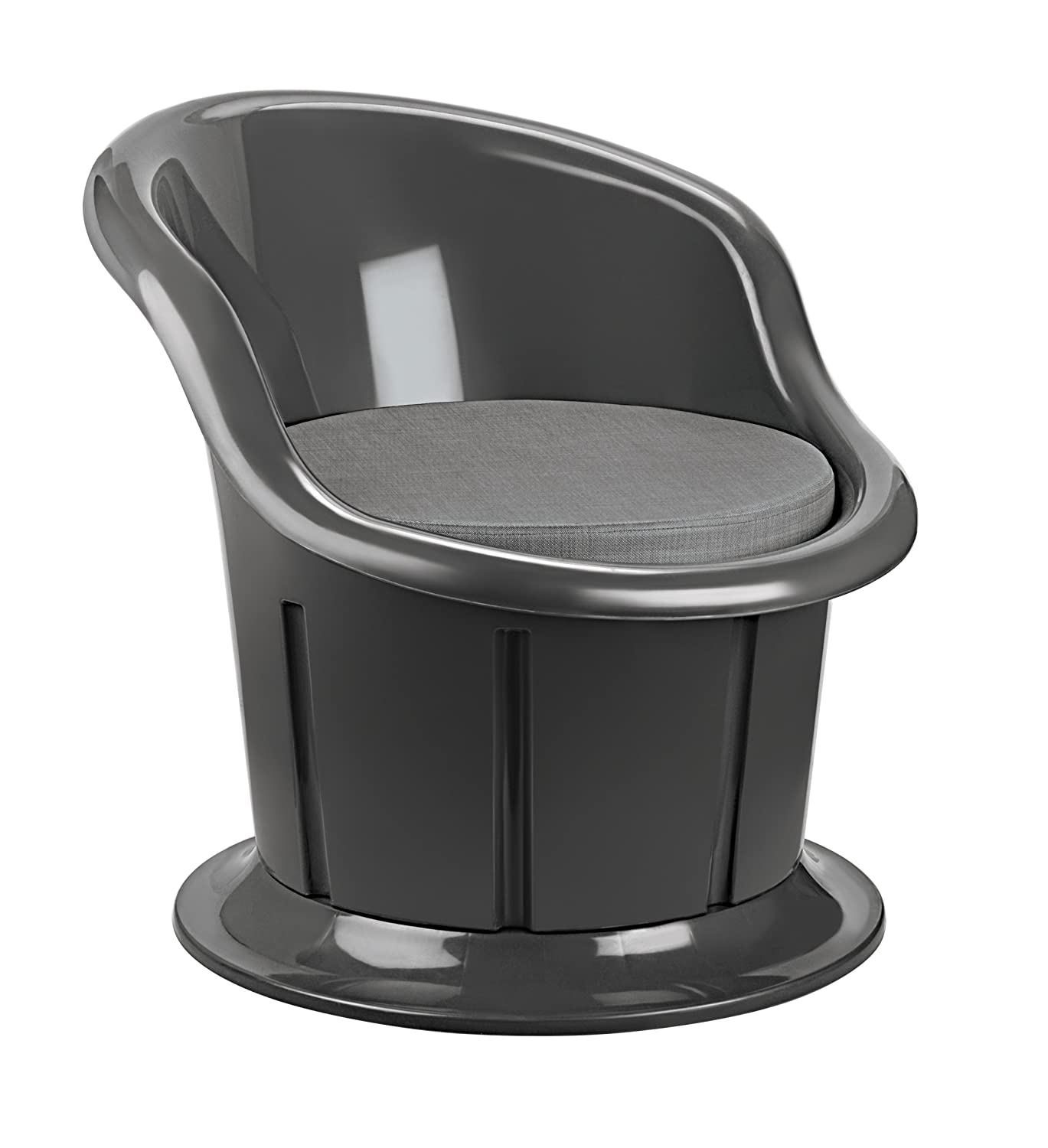 Cello Globus Chair (Grey): Amazon.in: Home & Kitchen