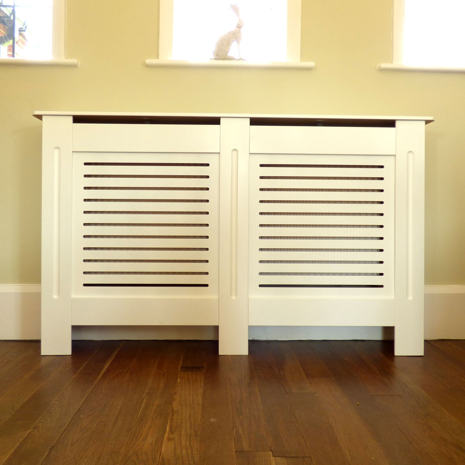 Jack Stonehouse Painted Radiator Cover White (Large Wextra Height) Amazoncouk