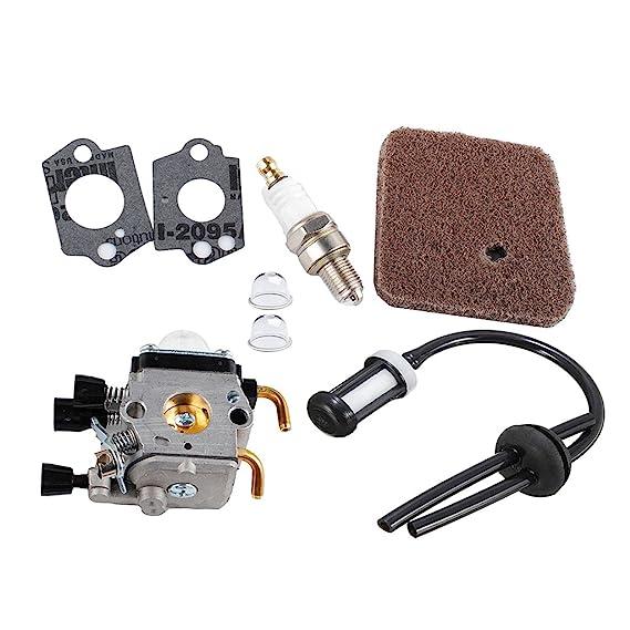 Kits del Carburador para Stihl FS45 FS55 FS38 FS45C FS45L FS46 ...