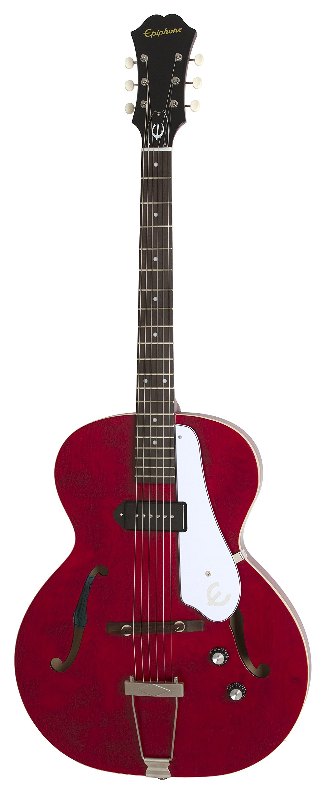 Epiphone ETCNCHNH1 Hollow-Body Electric Guitar, Cherry