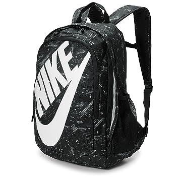 Nike Hayward Futura 2.0 Prin Mochila, Hombre, Negro (Black/Wolf Grey/White), Talla Única: Amazon.es: Deportes y aire libre