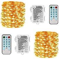 NEXVIN 2 Pack Cadena de Luces 100 LED