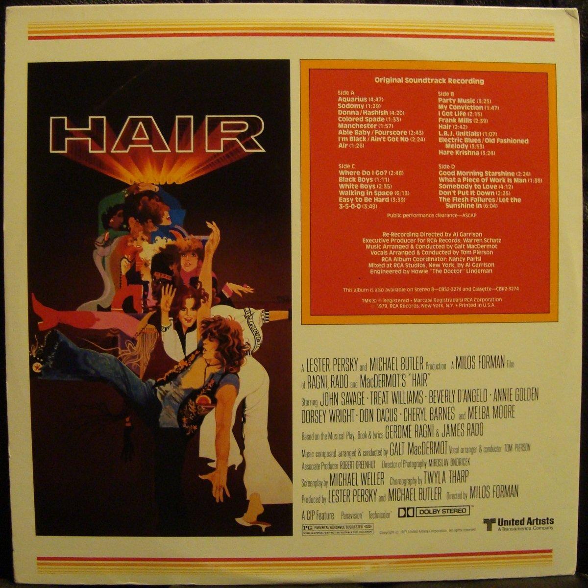 Galt Macdermot Hairoriginal Soundtrack Recording Amazon Music