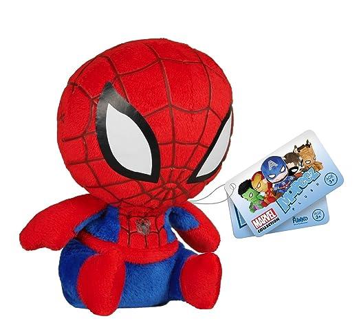 4 opinioni per Funko Marvel Spider-Man Mopeez Peluche 12 Cm