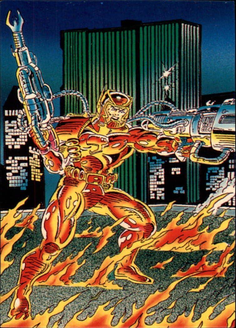 Shadowhawk 1992 series # 2 near mint comic book