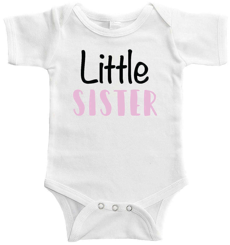 c7dcdf249 Amazon.com: Starlight Baby Little Sister Bodysuit: Clothing