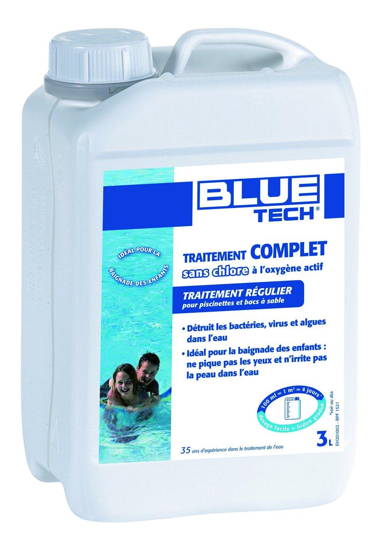 Traitement oxygene actif excellent kit traitement eau for Oxygene actif piscine verte
