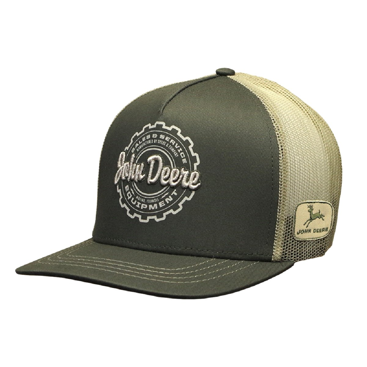 Brand Sales and Service Equipment Snapback Hat