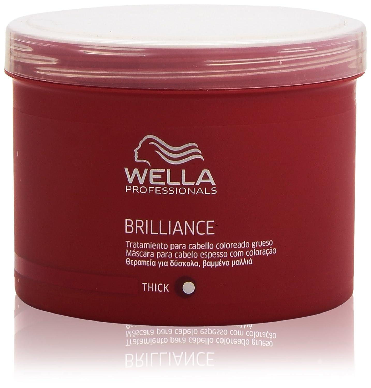 WELLA BRILLIANCE mask coarse hair 150 ml Wella Professionals 4015600115487 4015600115487_Blanco