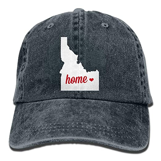 fefed344741 roylery Baseball Jeans Cap Home Idaho State Men Snapback Caps ...