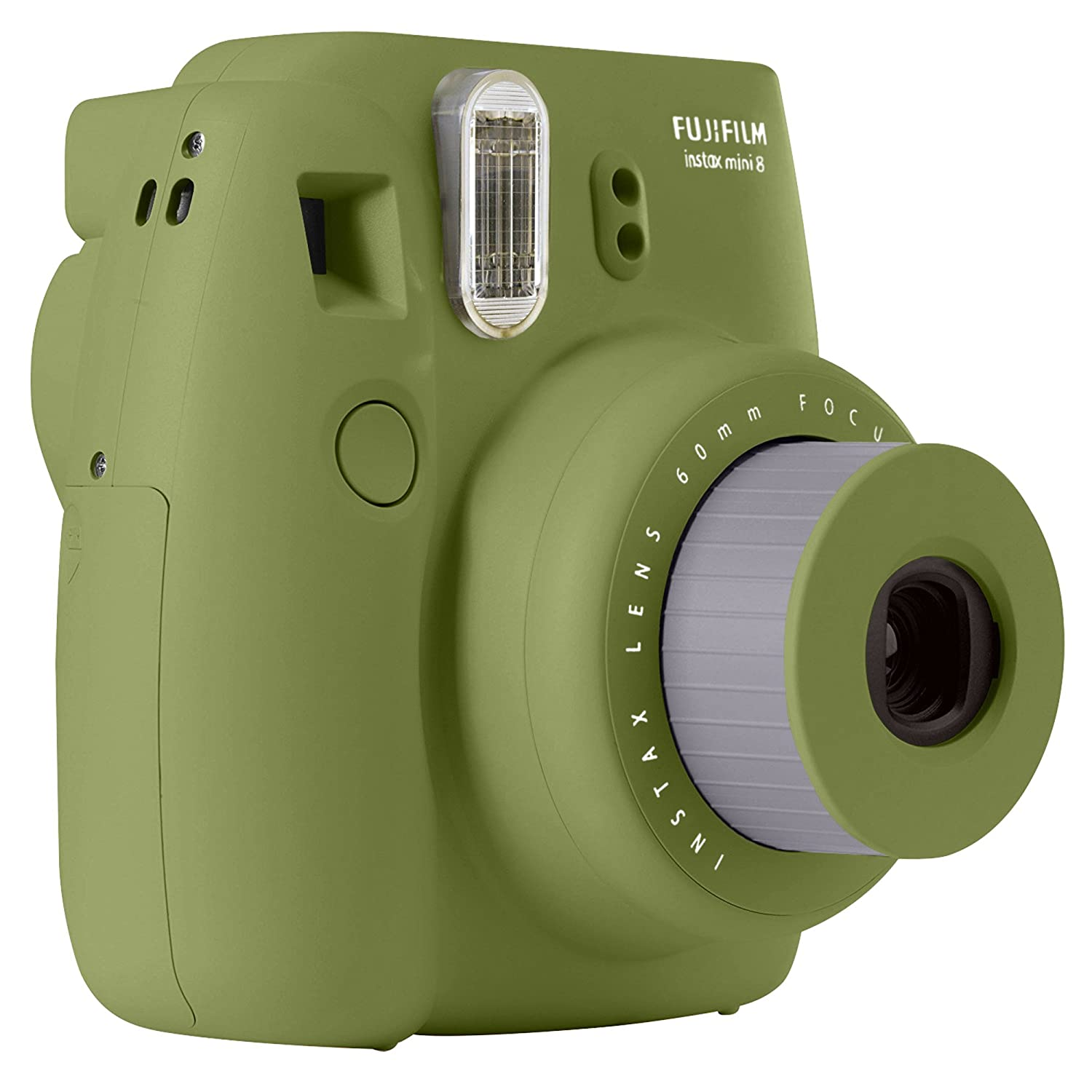 Amazon.com : Fujifilm instax mini 8 Instant Film Camera (AVOCADO ...