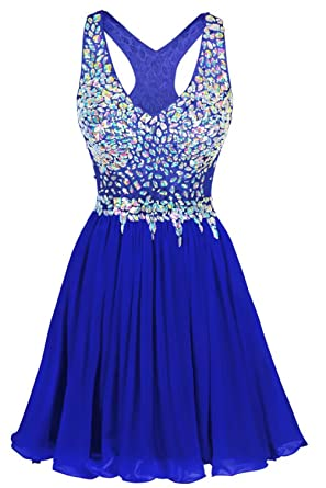 Review LaceLady 2017 Short Prom Dresses Sexy Homecoming Dress For Juniors Birthday Dress