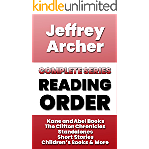 Jeffrey Archer Complete Series Reading Order