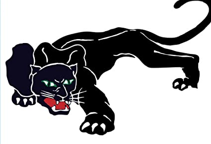 amazon com home comforts laminated poster black panther clipart rh amazon com black panther clipart png black panther clipart png
