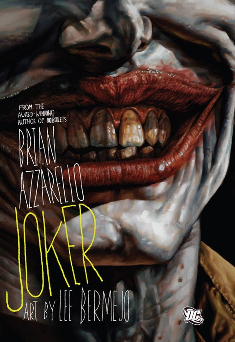 The Joker by DC Comics