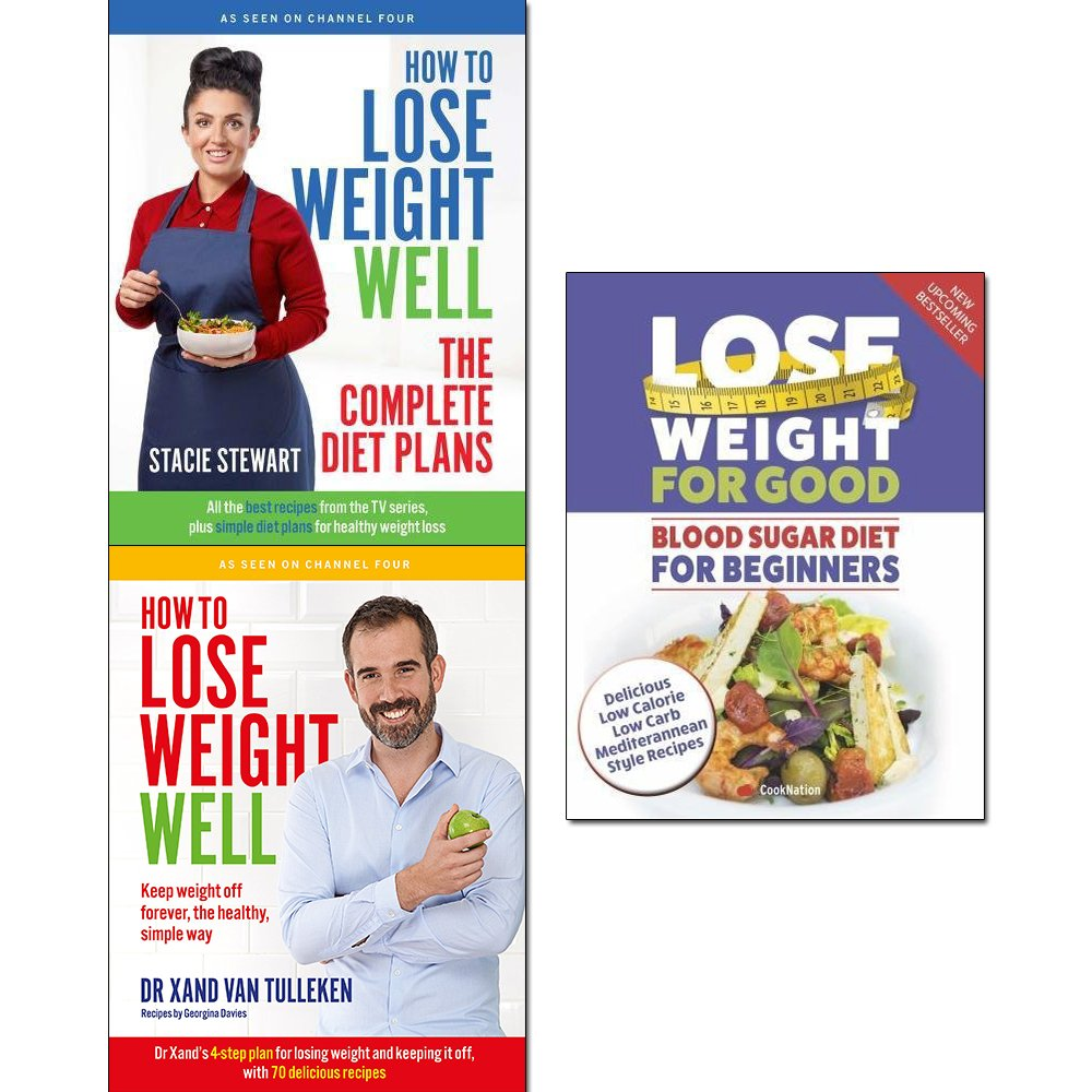 How to lose weight well the complete diet plans and lose weight for how to lose weight well the complete diet plans and lose weight for good blood sugar diet for beginners 3 books collection set all the best recipes from forumfinder Choice Image