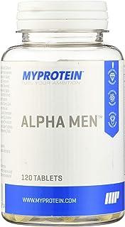 MyProtein Alpha Men Super Multi Vitamin Fórmula Multivitamínica - 120 Tabletas