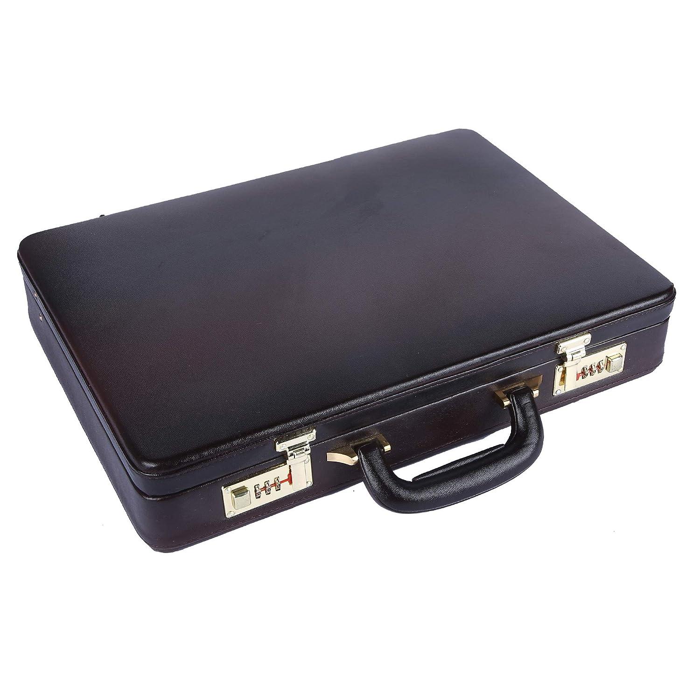 Hammonds Flycatcher Leatherette Premium Briefcase Attache