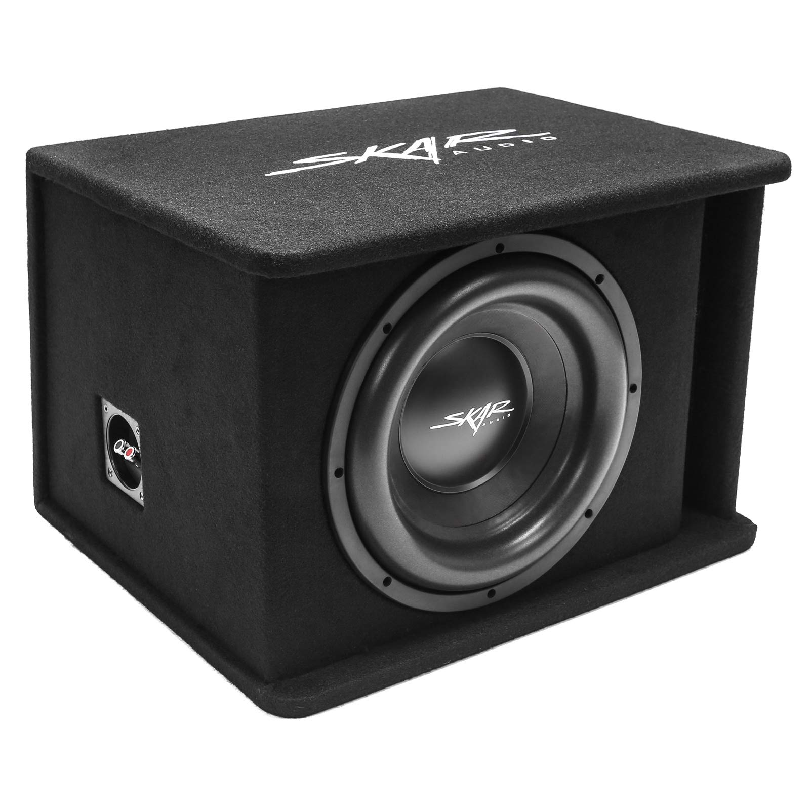Skar Audio Single 12'' 1200W Loaded Sdr Series Vented Subwoofer Enclosure | SDR-1X12D2 by Skar Audio
