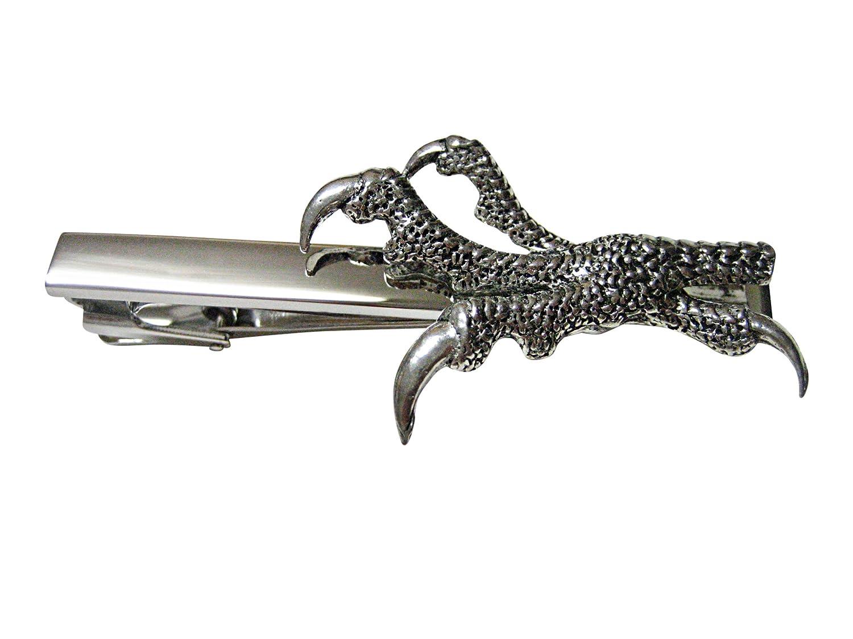 Bird Claw Talon Square Tie Clip