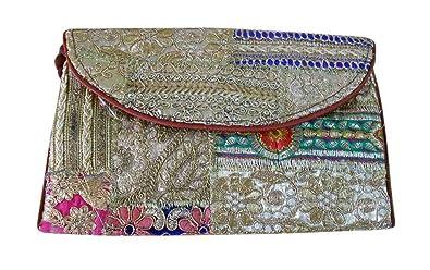 6f7eef018770 Indian Wholesale 50 pc lot Bulk Mandala Hand Bag Ethnic Clutches Purse  Shoulder Jhola Bags Cotton
