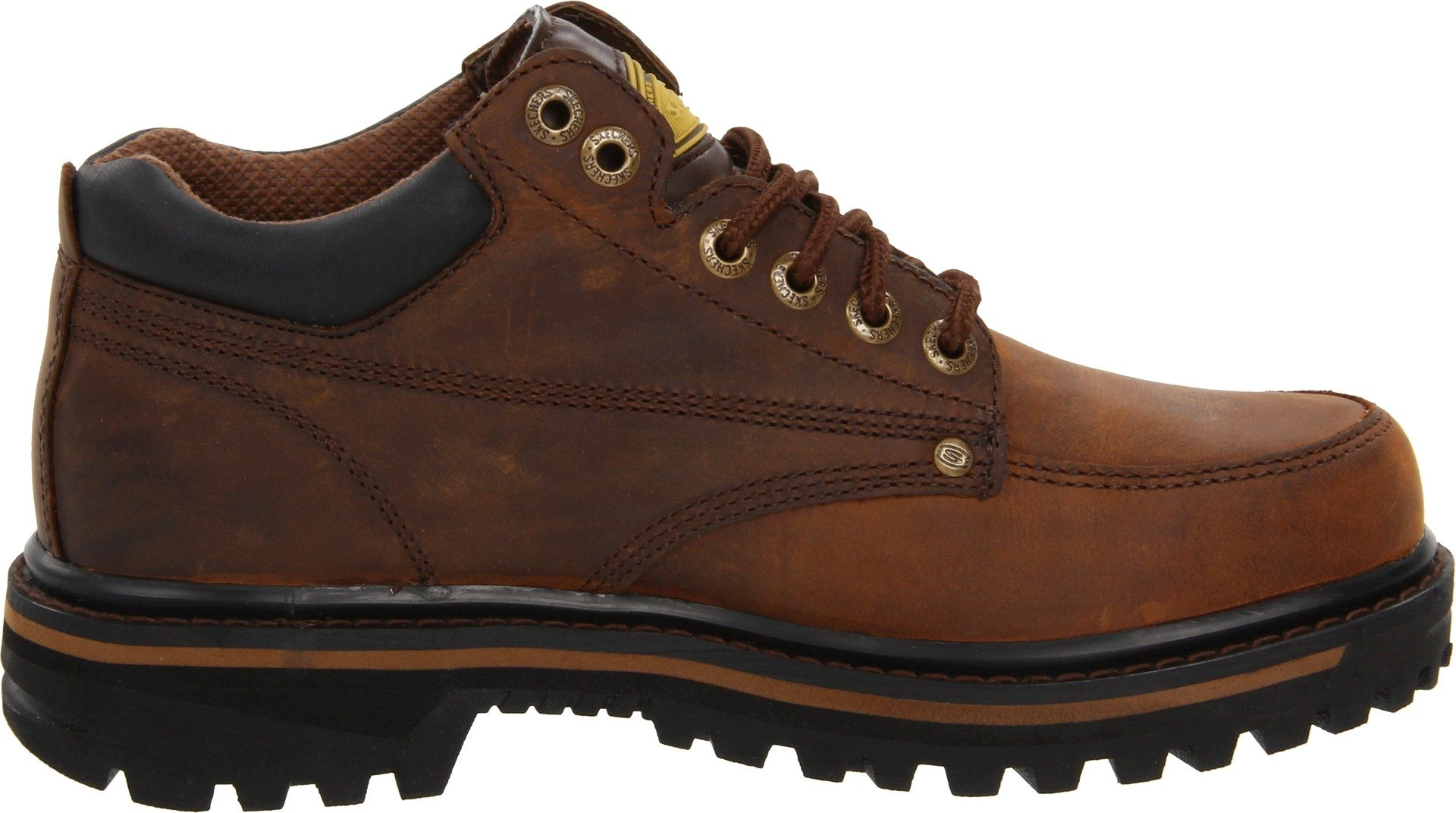 Skechers USA Mens Mariner Low Boot Pick SZColor.