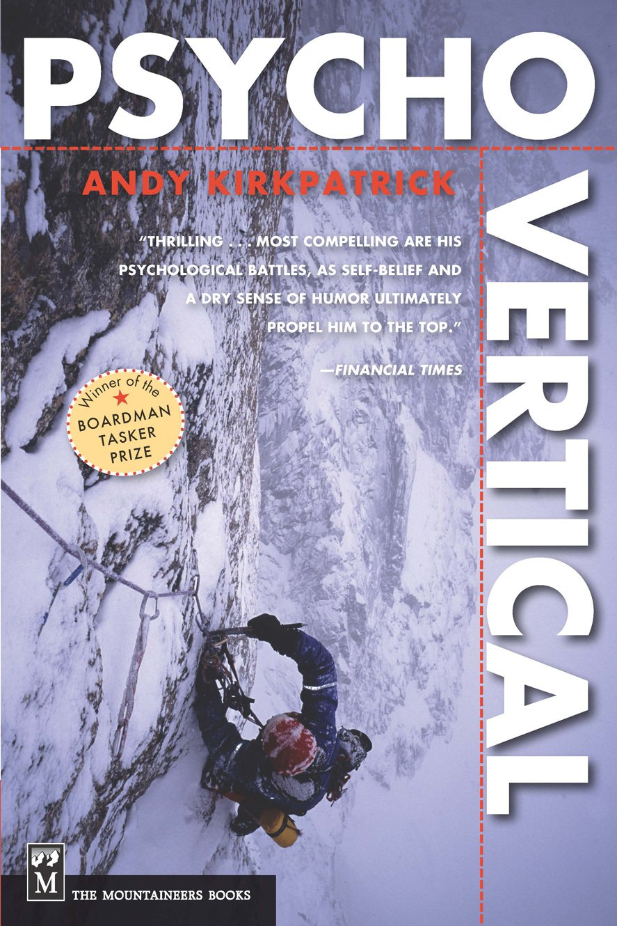 Psychovertical Andy Kirkpatrick product image