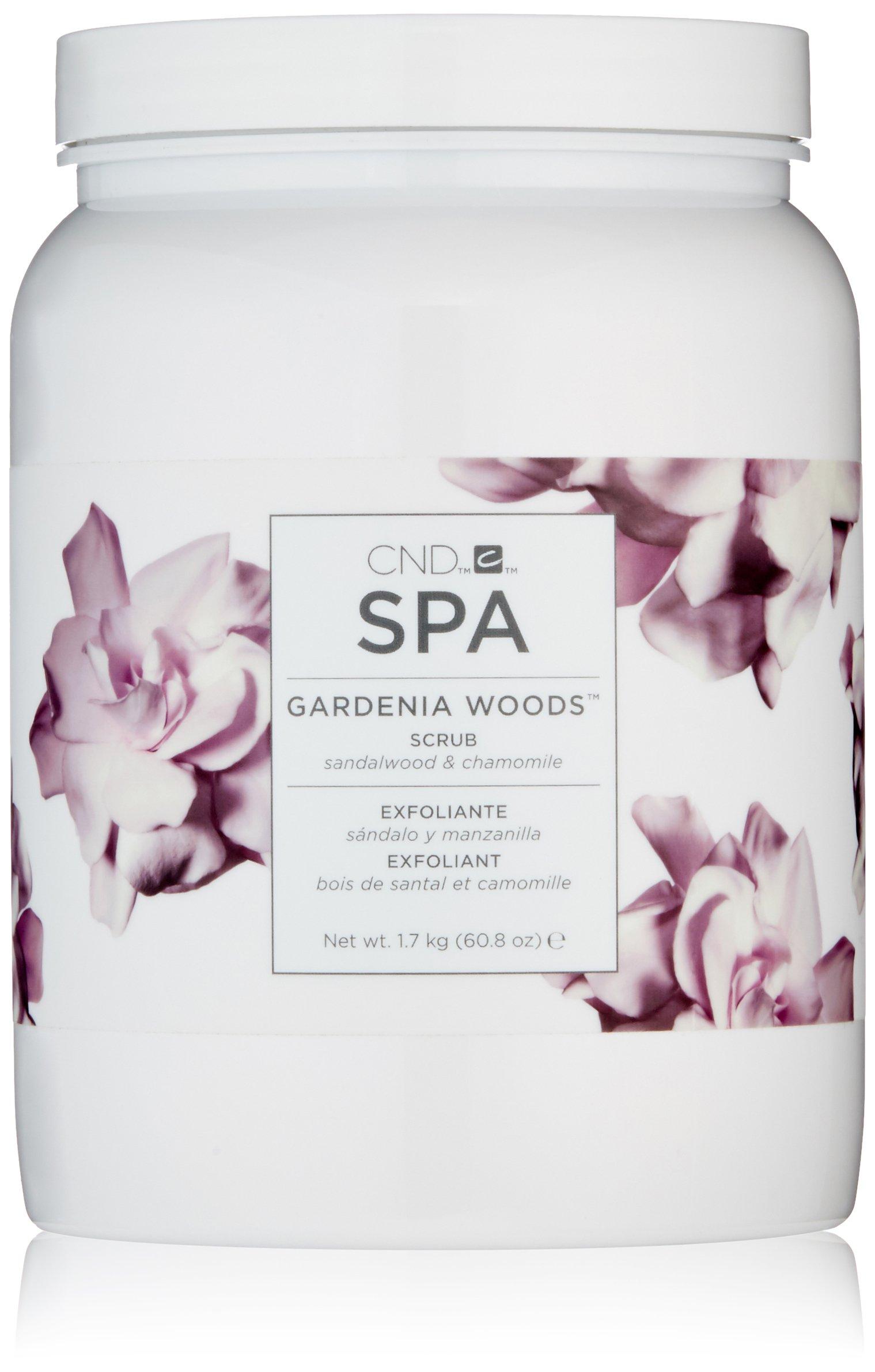 CND Gardenia Woods Scrub, 60.8 fl. oz.