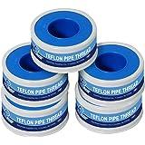 "811-5 1/2"" x 520 Teflon Thread Seal Tape (5pcs/box)"