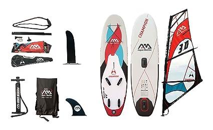 Amazon com : Aqua Marina Champion Windsurf Inflatable Stand
