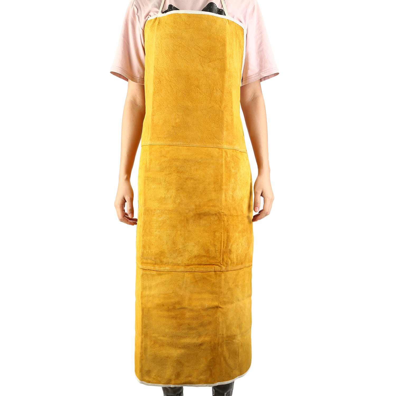 LESOLEIL Leather Welding Apron 24 'x 36 ' LESOELIL