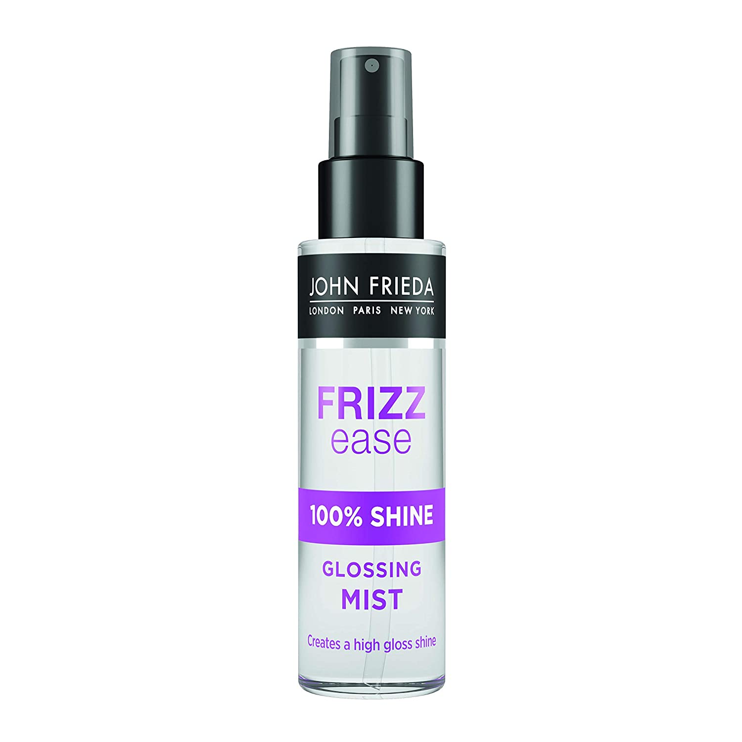 John Frieda Frizz Ease 100% Shine Glossing Mist Finishing Spray 75ml 1192003