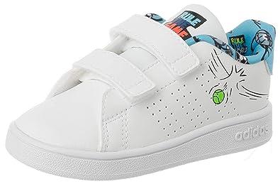 Adidas Baby-Boy's Advantage I First Walking Shoes