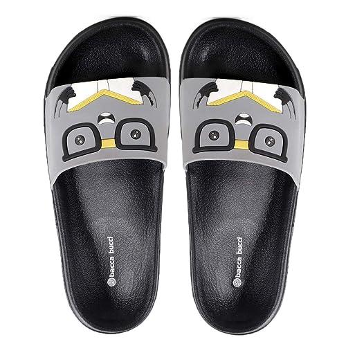 c608c5a09e1a Bacca Bucci Men s Benassi Solarsoft Slide Athletic Sandal Beach Slippers Slidders Lounge  Slide