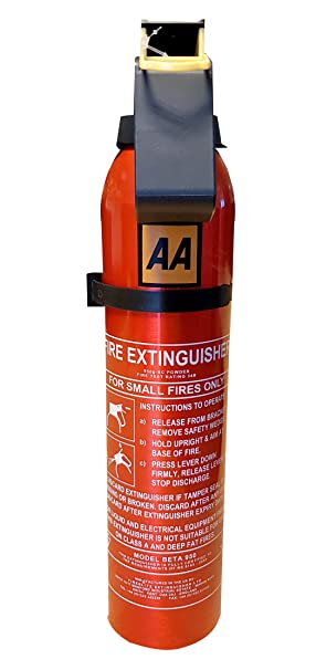 Car Fire Extinguisher >> Aa Fire Extinguisher 950g Bsi App