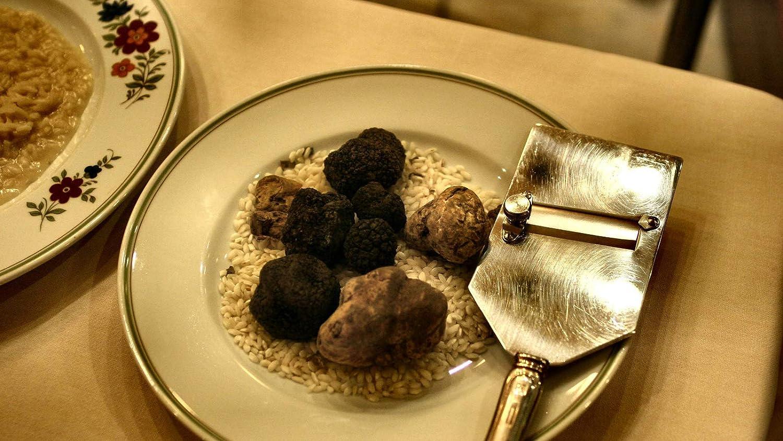 Black Truffle Trufa Negro Tuber aestivum Pasta de salsa de comida gourmet ideal para carne, pan a la parrilla, tortillas, pasta, risotto, sushi (1 x ...