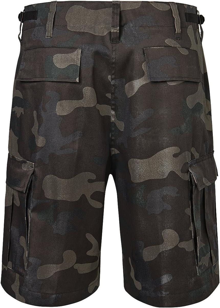 Brandit Legend Herren Cargo Kurze Hose Shorts Bermudas