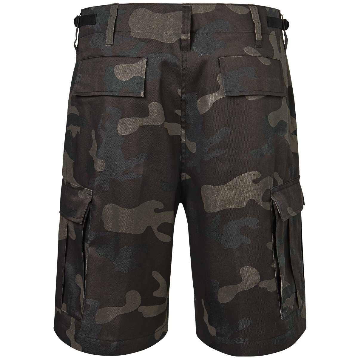 Brandit Men's US Ranger Shorts Dark Camo Size 7XL by Brandit (Image #2)