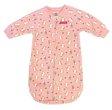 d09c583cf9cd Amazon.com  Child of Mine By Carters Baby Girls 0-9 M Fleece ...